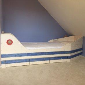 Kinderbett Und Jugendbett Aus Massivholz Zwergenmobel