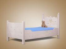 Kinderbett Und Kojenbett Aus Massivholz Zwergenmöbel