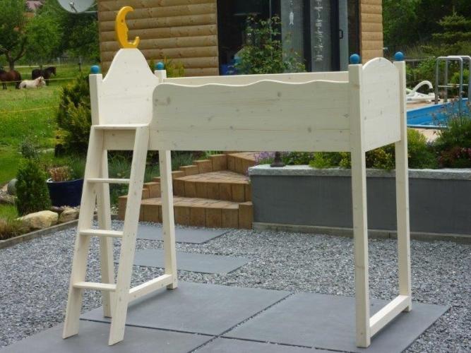kinderhochbetten aus massivholz f r kinder jungen und m dchen. Black Bedroom Furniture Sets. Home Design Ideas